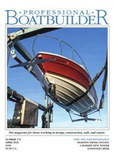 Professional BoatBuilder – April-May 2018