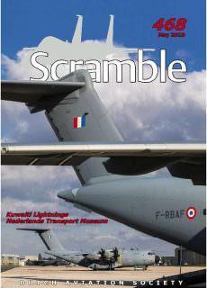 Scramble Magazine – May 2018