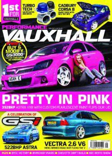 Performance Vauxhall – June 2018