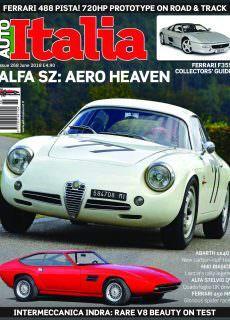 AutoItalia – June 2018