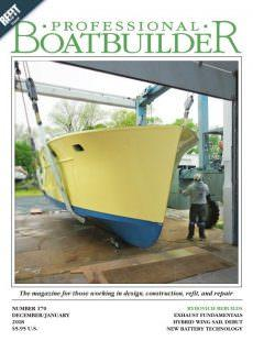 Professional BoatBuilder – December-January 2018