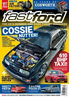 Fast Ford – July 2018