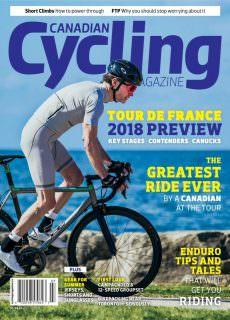 Canadian Cycling – 01.06.2018