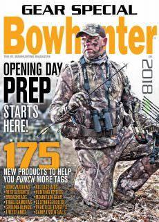 Bowhunter – June 2018