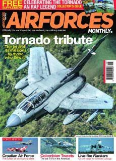 AirForces Monthly – June 2018