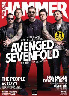 Metal Hammer UK – July 2018