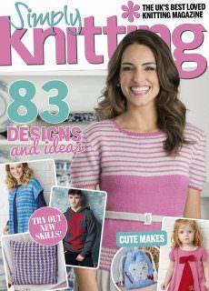 Simply Knitting – July 2018