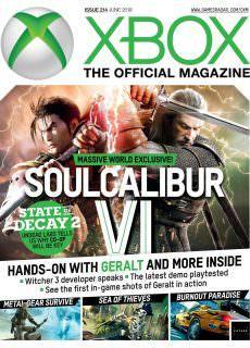 Official Xbox Magazine USA – June 2018