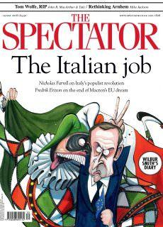 The Spectator – May 19, 2018