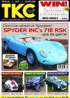 TKC Totalkitcar Magazine – May 2018