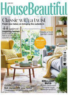 House Beautiful UK – June 2018