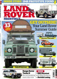 Land Rover Monthly – June 2018