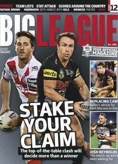 Big League Weekly Edition – May 24, 2018