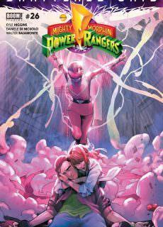 Mighty Morphin Power Rangers 026 (2018)