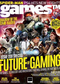 GamesTM – May 2018