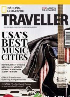National Geographic Traveller UK – June 2018