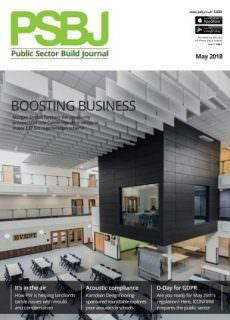 PSBJ-Public Sector Building Journal – May 2018