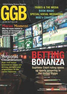 Global Gaming Business – June 2018