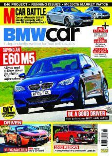 BMW Car – June 2018