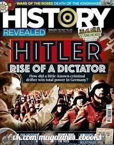 History Revealed – Issue 56, June 2018