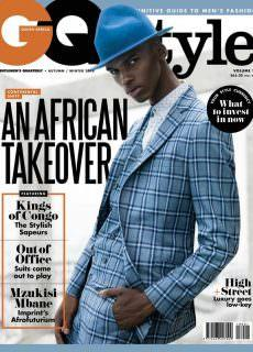 GQ Style South Africa – May 2018