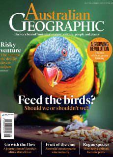 Australian Geographic – 01.05.2018