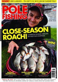 Pole Fishing – May 2018