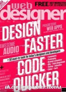Web Designer – Issue 275, 2018