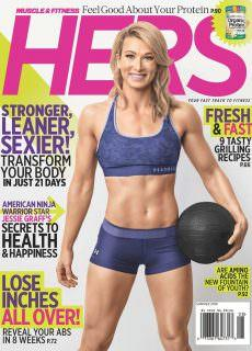 Muscle & Fitness Hers USA – May 2018