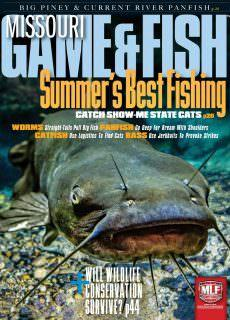 Missouri Game & Fish – June 2018