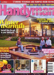 Australian Handyman – June 2018