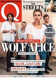 Q Magazine – July 2018