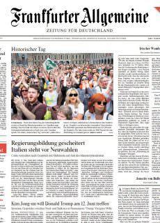 Berliner Zeitung – 28.05.2018