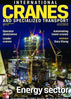Int. Cranes & Specialized Transport – May 2018