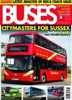 Buses Magazine – June 2018