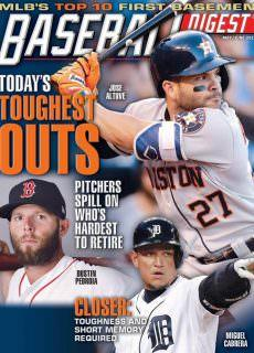 Baseball Digest – May-June 2018