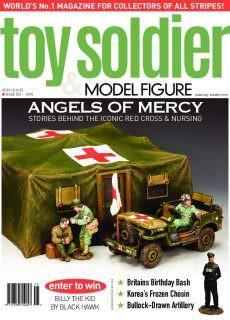 Toy Soldier & Model Figure – May 2018