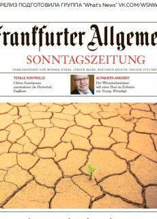 Frankfurter Allgemeine Sonntagszeitung – 06.05.2018