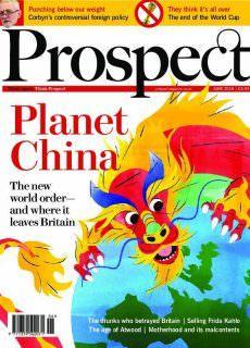 Prospect Magazine – 01.06.2018