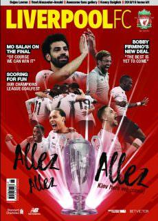 Liverpool FC Magazine – June 2018