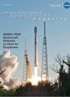 Spaceport Magazine – 01.05.2018