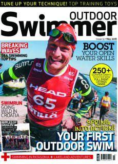 Outdoor Swimmer – May 2018
