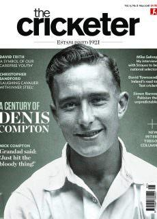 The Cricketer Magazine – May 2018