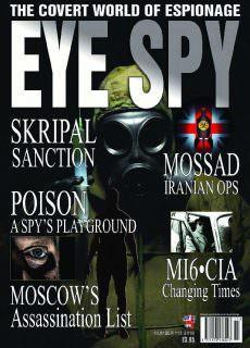 Eye Spy – 01.05.2018