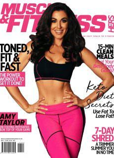 Muscle & Fitness Hers South Africa – May-June 2018