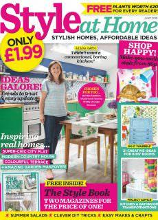 Style at Home UK – June 2018