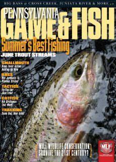 Pennsylvania Game & Fish – June 2018