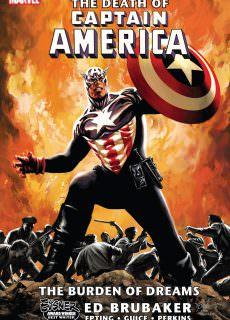 Captain America – The Death of Captain America v02 – The Burden of Dreams (2008)