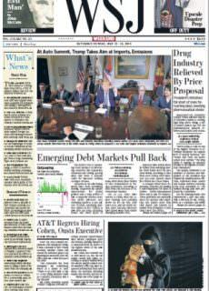 International New York Times – 12 May 2018
