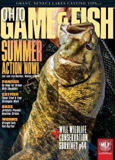 Ohio Game & Fish – June 2018